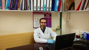 Iker Badiola, ikertzaile ondarrutarra