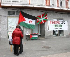 Sahararen alde egindako bilketa solidarioa