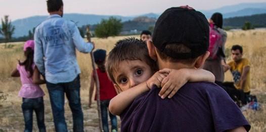 Siriako errefuxiatuak