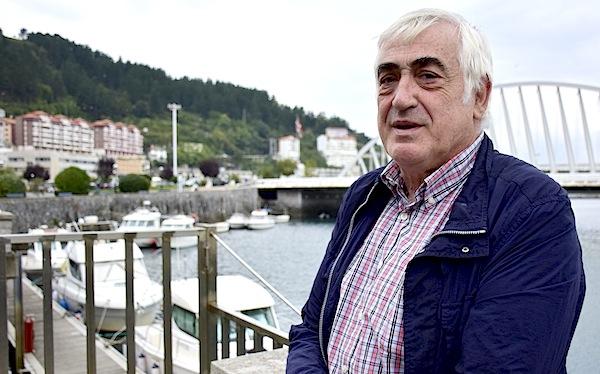 Mario Feijoo, Ondarroako Alamedan