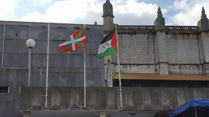 Sahara Ondarroa bandera