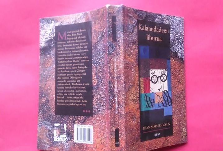 Kalamidadeen liburua