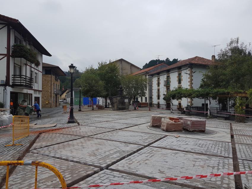 Munitibar plaza