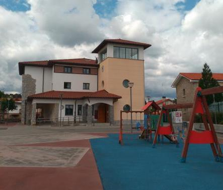 mendexako plaza