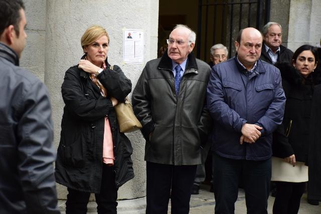 Itsaso Atutxa, Jose Antonio Ardanza eta Andoni Ortuzar