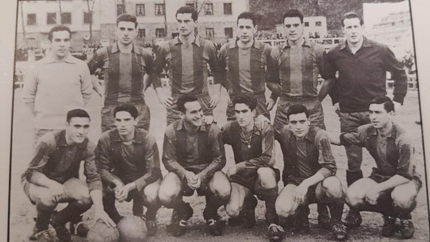 Paco Solabarrieta Eibar omenaldi