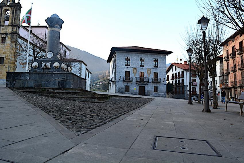 MARKINA-XEMEINGO UDALETXEA