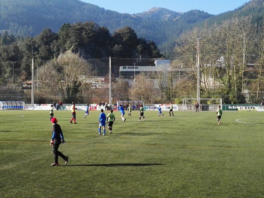 Barroeta futbol zelaia