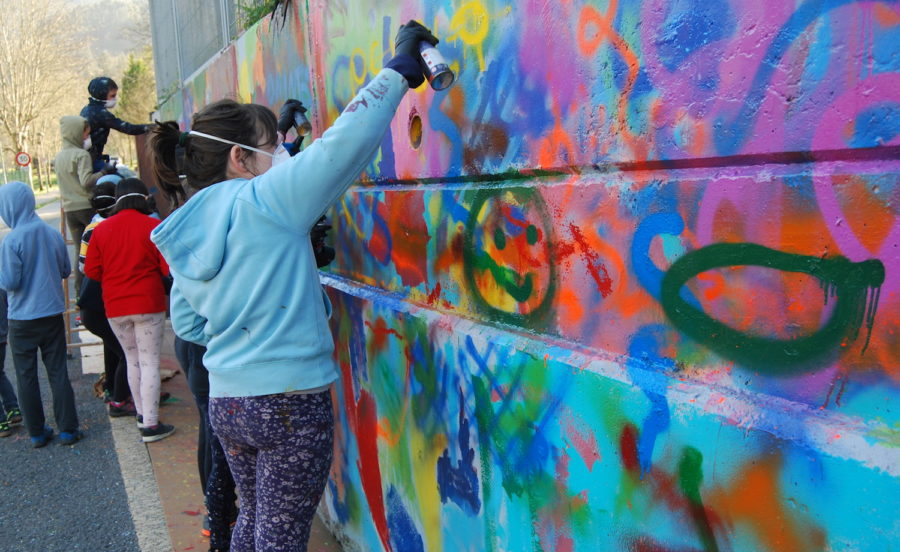 aulesti olgetan tailer grafiti