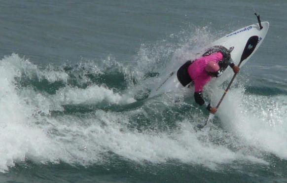 kayak surf txapelketa