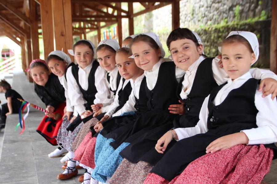 Berriatua San Gregorio egun sarats dantza 2019