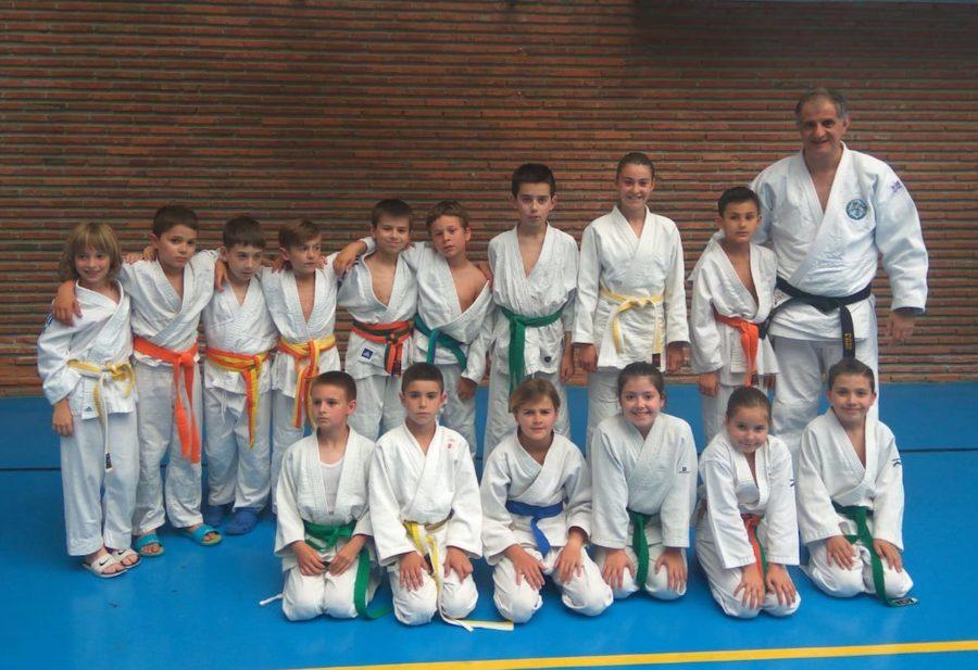 Ondarroako Judo Topaketa. Argazkia: Artibai Judo Taldea