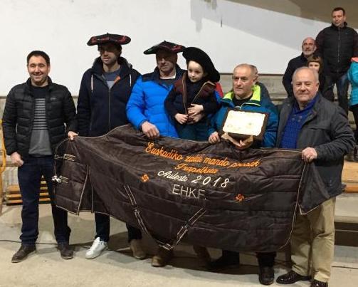 Euskadiko zaldi txapelketa