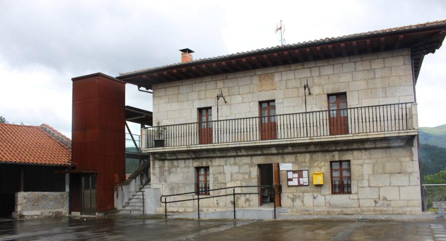Amoroto udaletxea